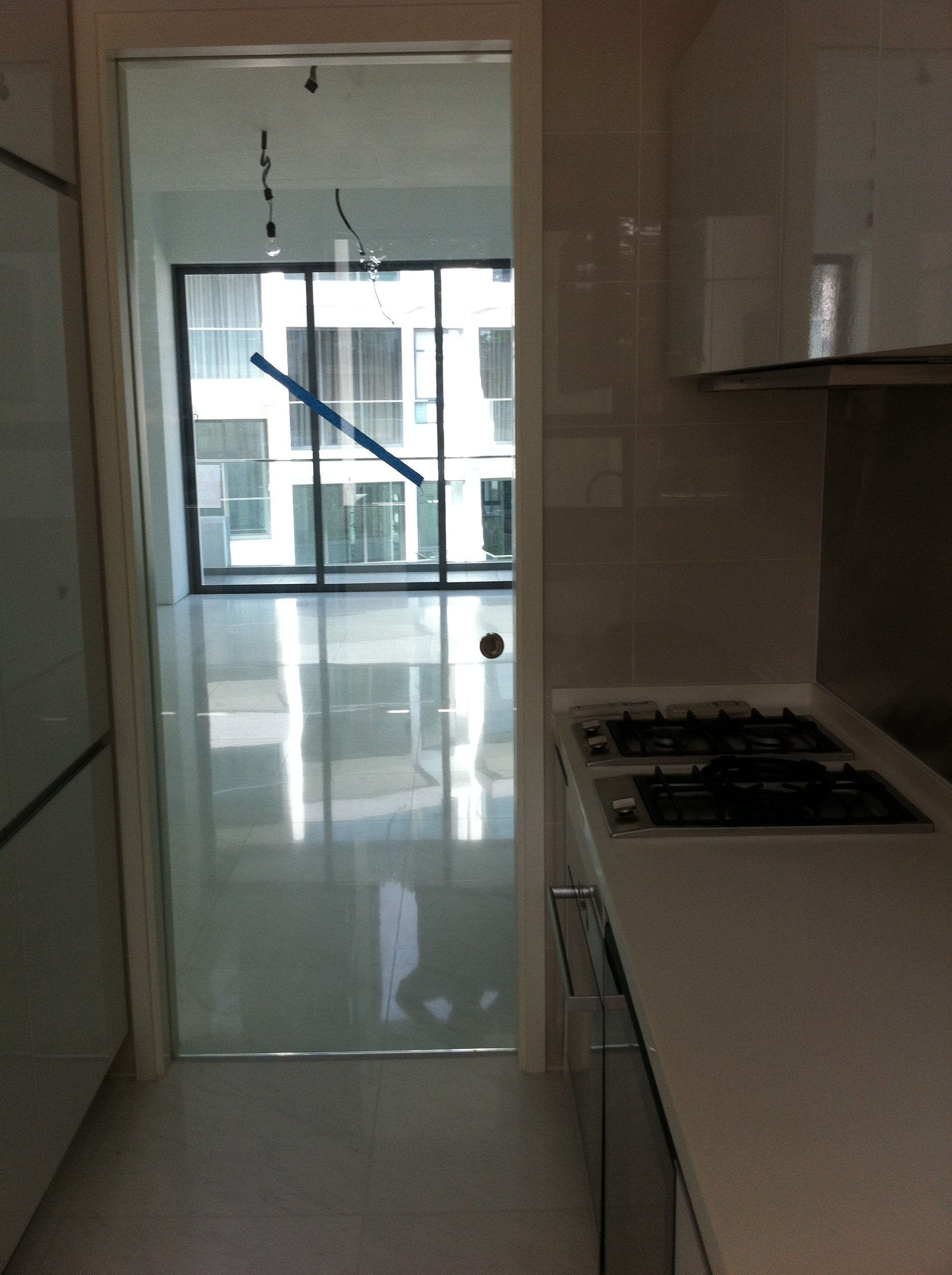 Kitchen Sliding Glass Door Window Residences Reflections At Keppel Bay Villa For